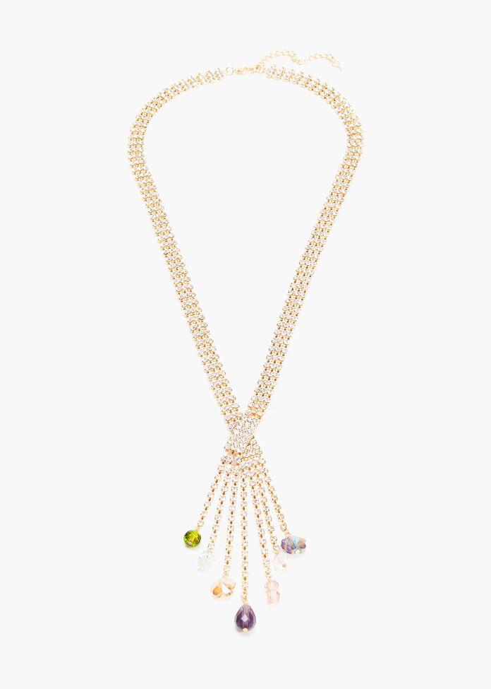 Glitterati Necklace, , hi-res