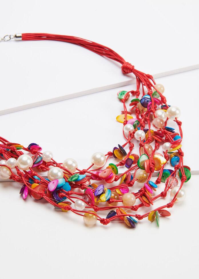 Colour Blast Necklace, , hi-res