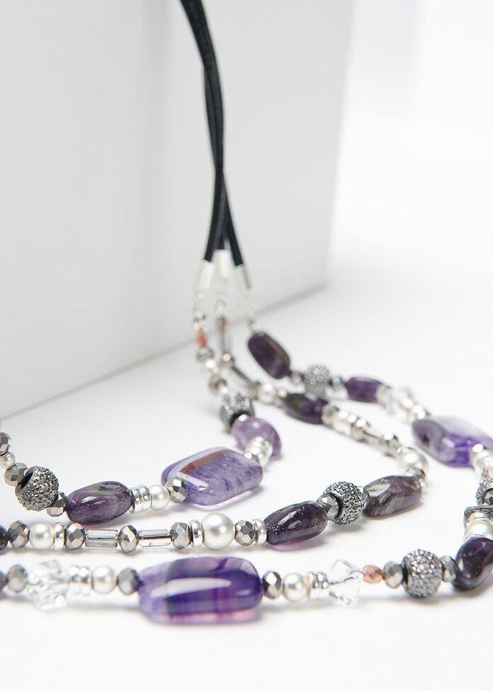 Pragmatic Stone Necklace, , hi-res
