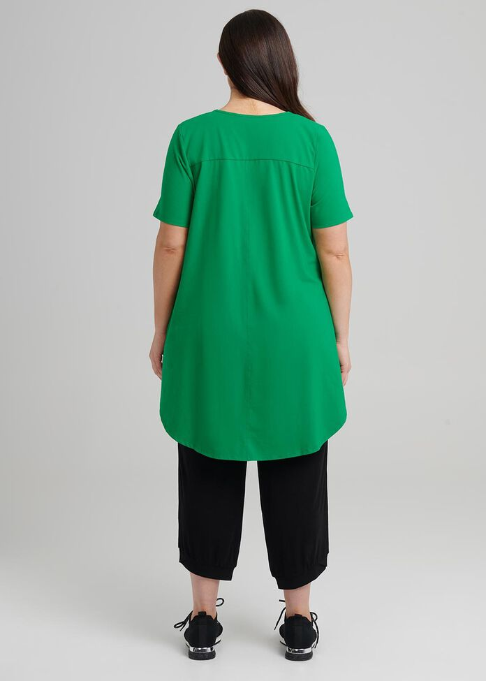 Cotton Mon Cheri Top, , hi-res