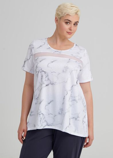 Marble Active Tee