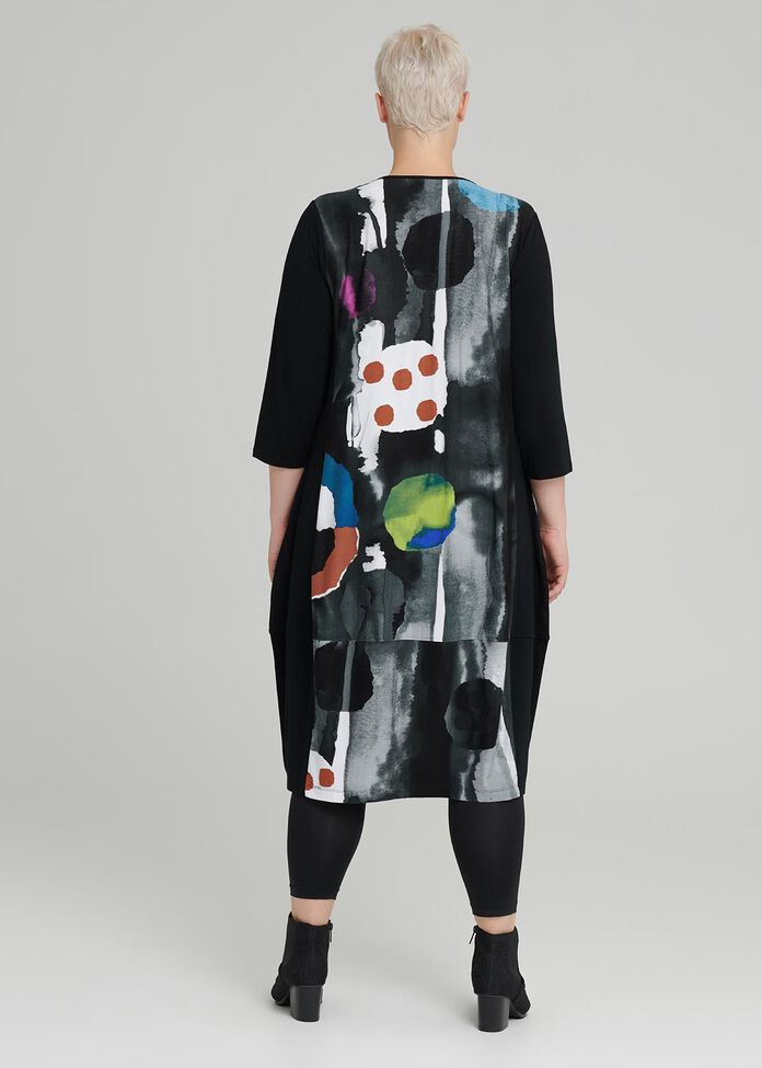 Dawn Print Dress, , hi-res