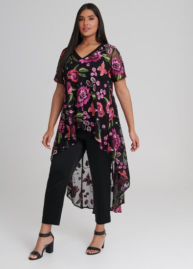 Burst Into Bloom Top
