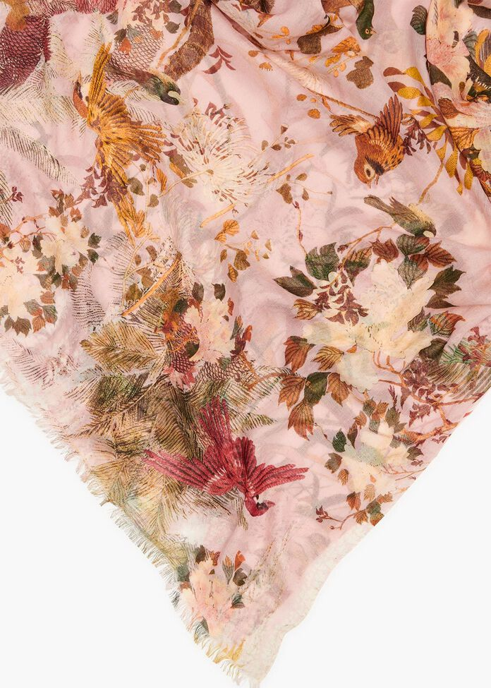 Blossom Scarf, , hi-res