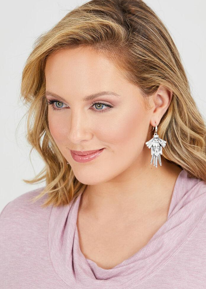 Chandelier Earrings, , hi-res