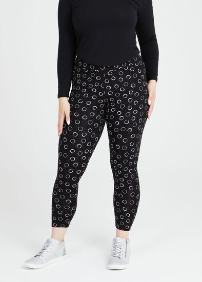 On The Move Natural Spot Legging