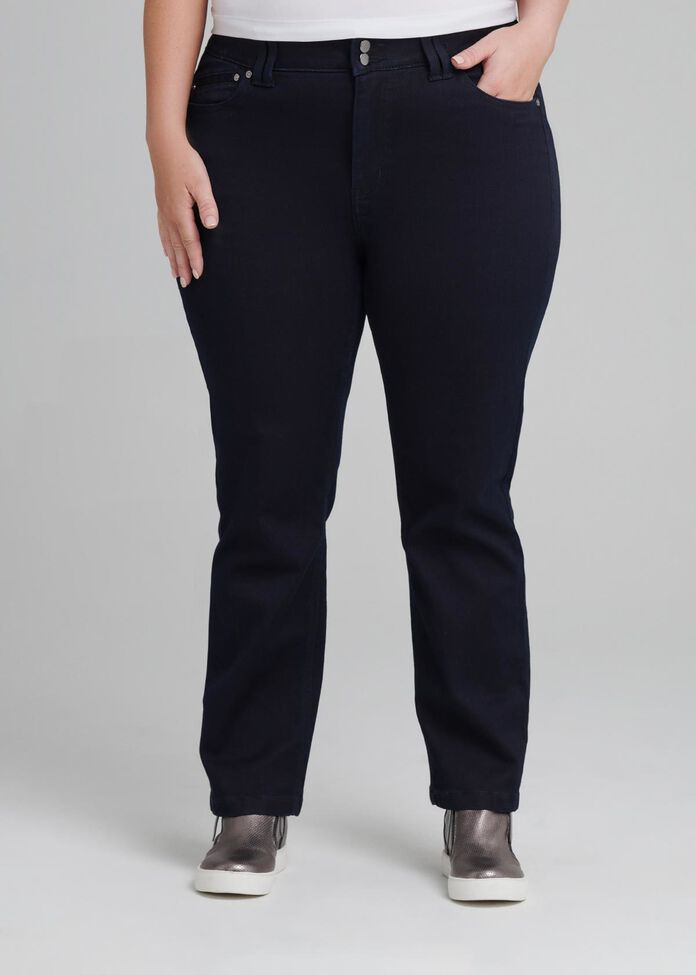 The Petite Luxe Looker Jean, , hi-res