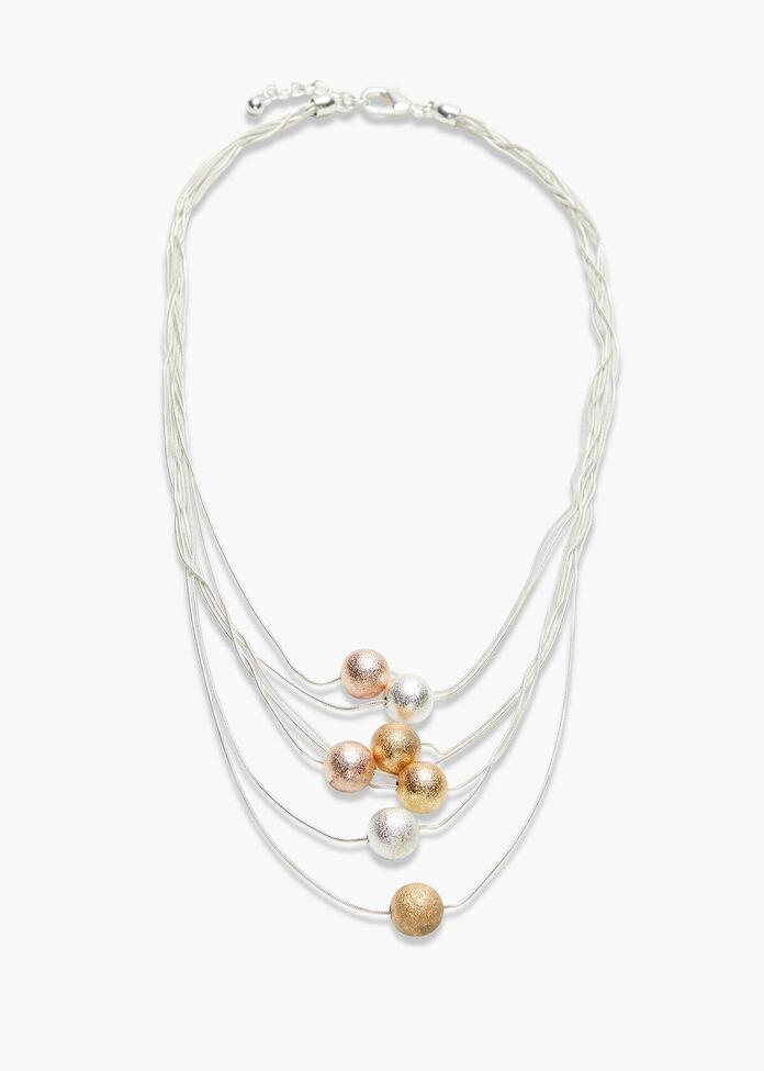 Multi Orb Necklace, , hi-res