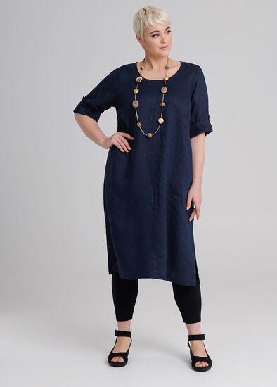 Montagu Linen Dress