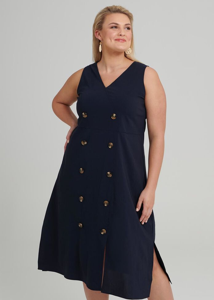 Florence Castaway Dress, , hi-res