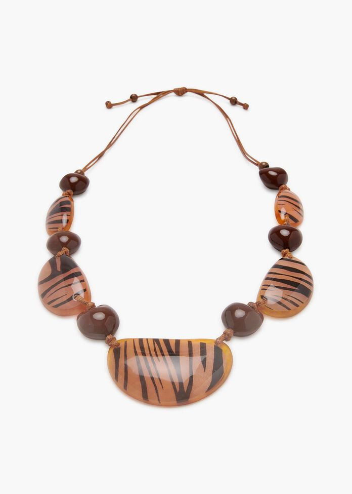 Hey Tiger Necklace, , hi-res
