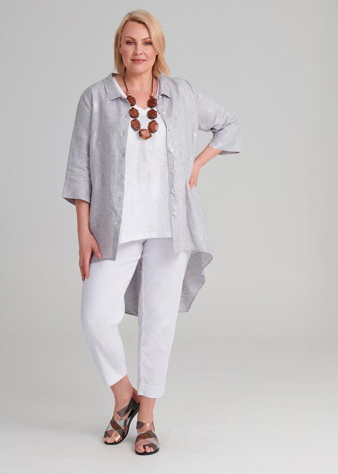 Kasbah Linen Shirt, , hi-res