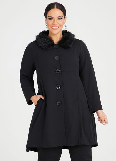 Victoria Dress Coat