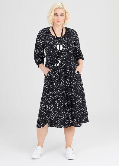 Carol Natural Dress