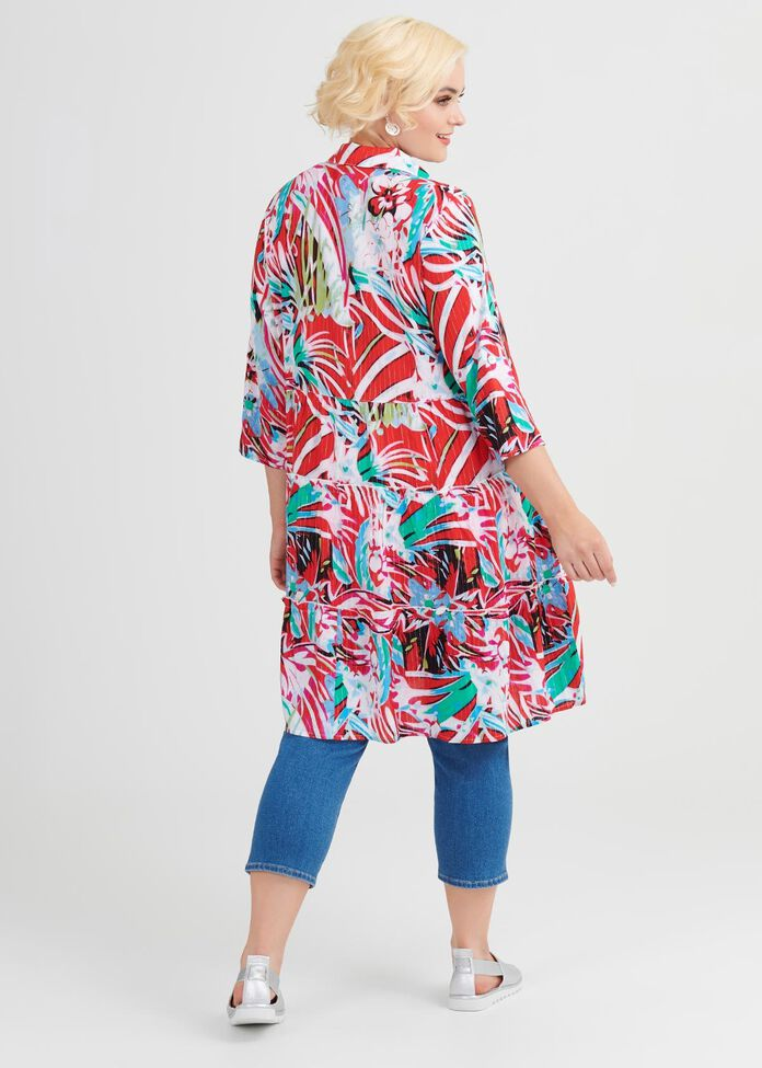 Seaside Viscose Shirt, , hi-res