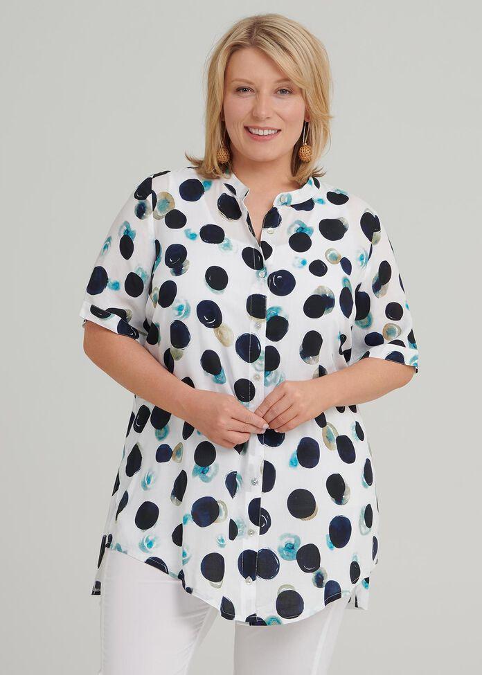 Petite Spots Shirt, , hi-res