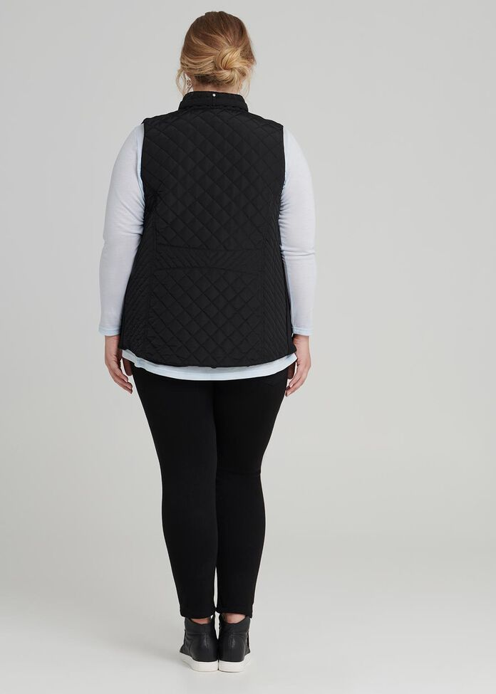 Winter Retreat Vest, , hi-res