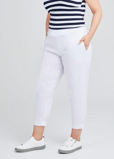 Linen Stretch Elemental Pant
