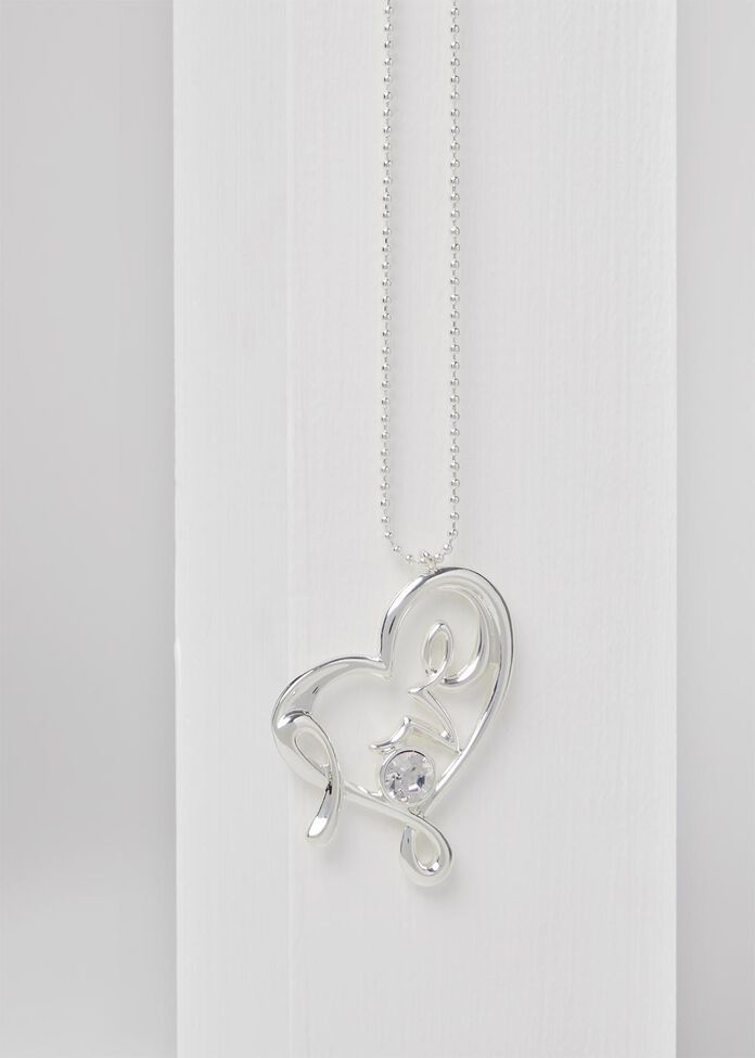 Love You Necklace, , hi-res