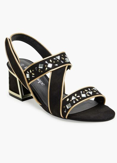 The Luxe Sandal