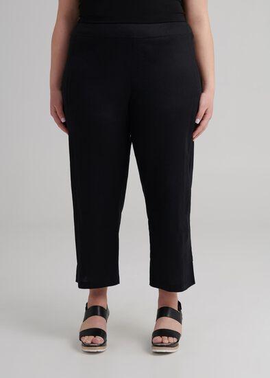 Petite Linen Sonoma Pant