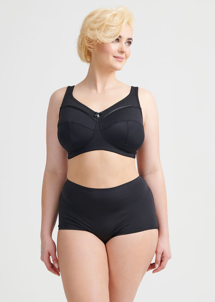 Wirefree Smooth Bra Sizes 14-18, , hi-res