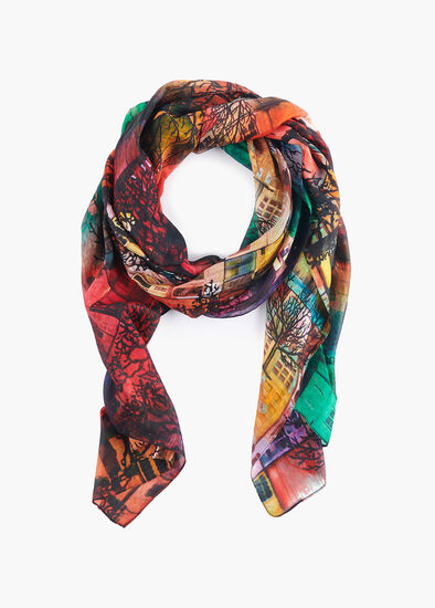 The Doors Silk Scarf
