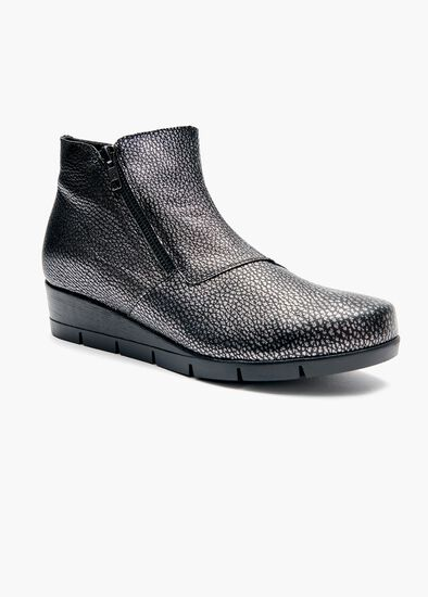Pablo Pebble Ankle Boot
