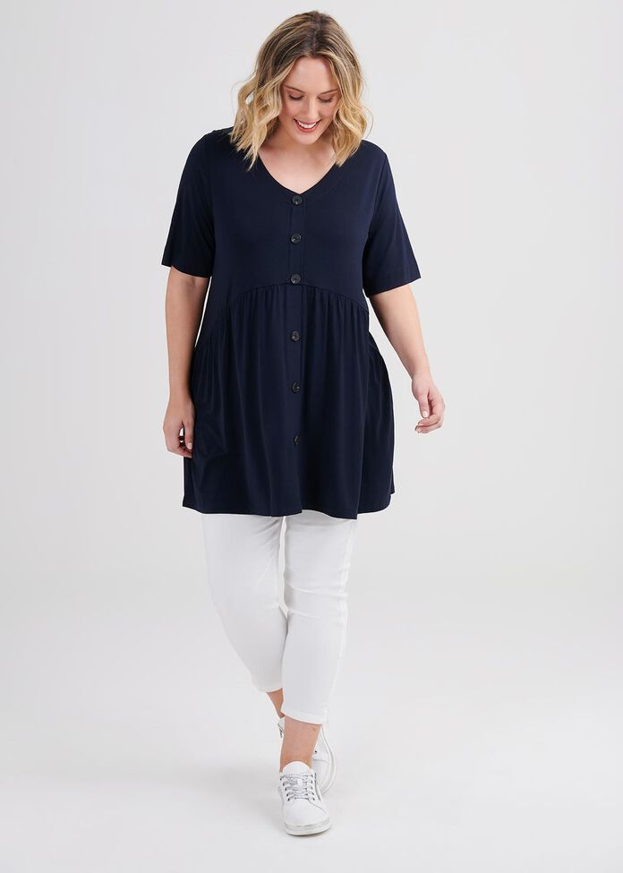 Expedition Bamboo Tunic, , hi-res