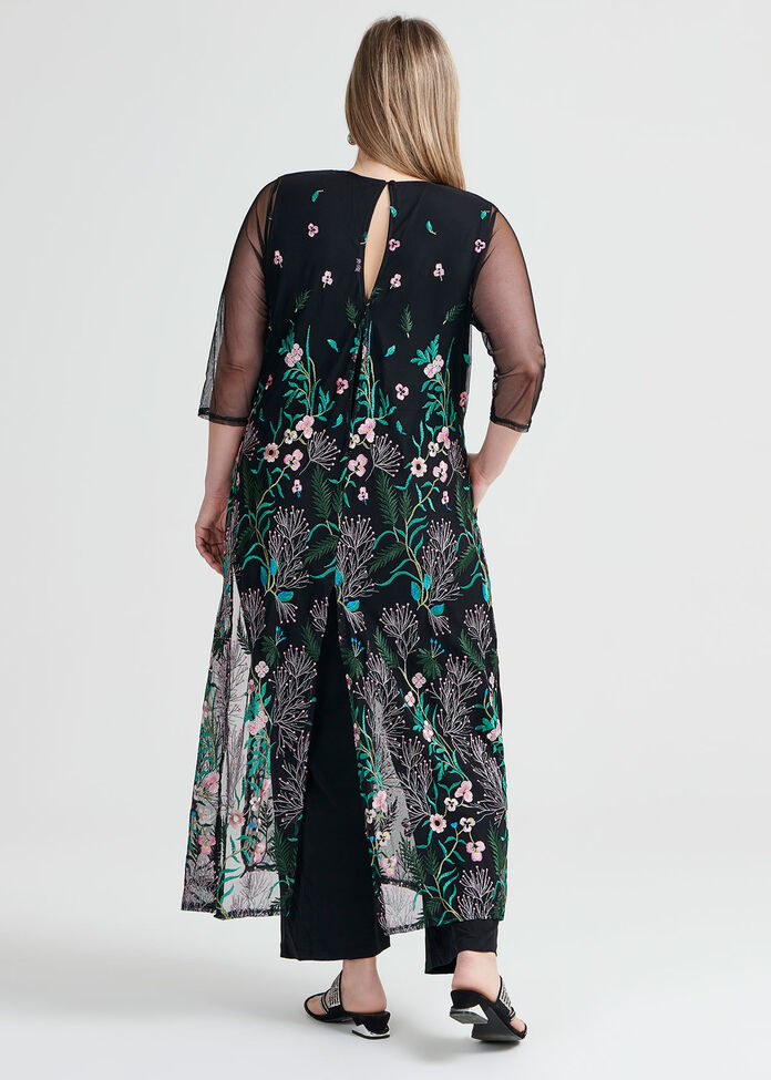 Night Garden Jumpsuit, , hi-res