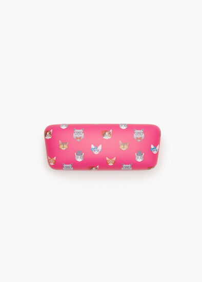 Cat Glasses Case
