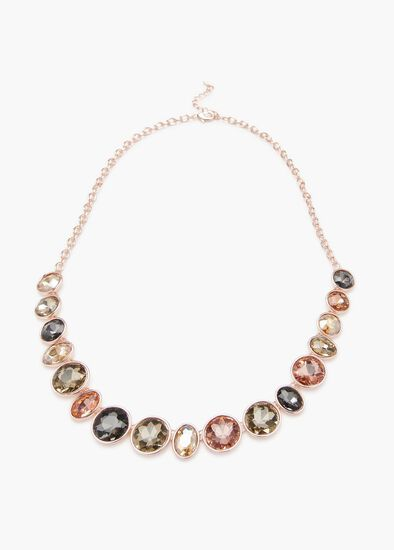 Venice Crystal Necklace