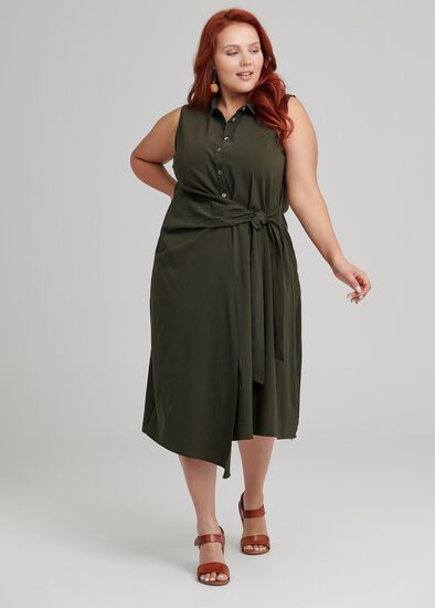 Castaway Knot Dress