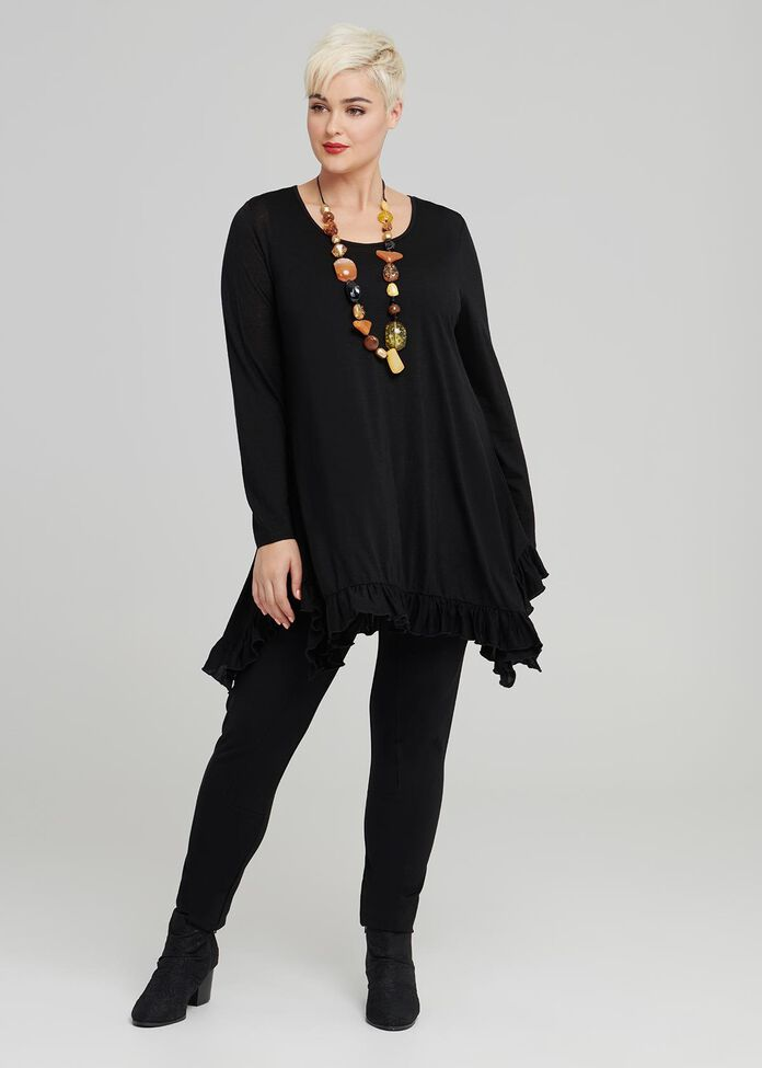 Muse Wool Tunic, , hi-res