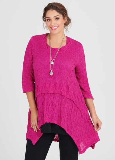 Georgie Cotton Tunic