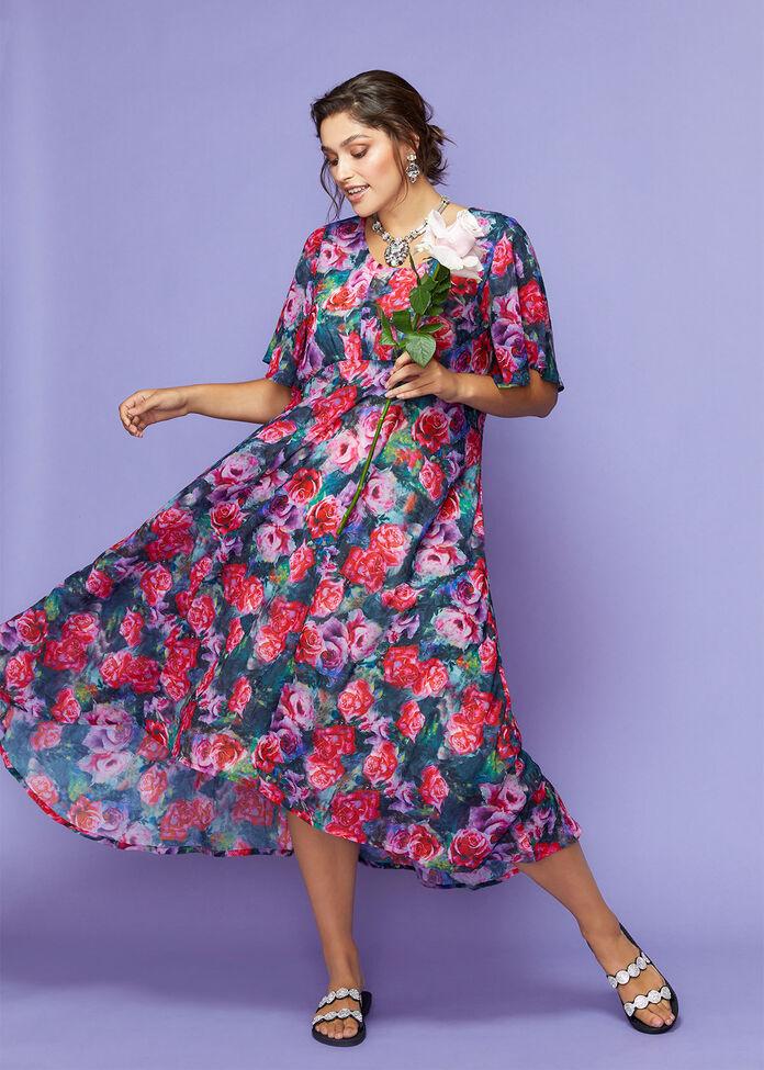 Regal Bouquet Dress, , hi-res