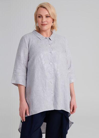 Kasbah Linen Shirt