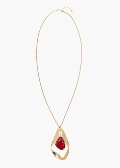 Warp Speed Necklace