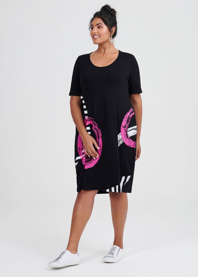 Get In Line Dress, , hi-res