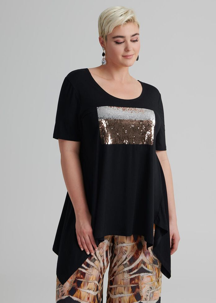 Bamboo Modern Luxe Top, , hi-res