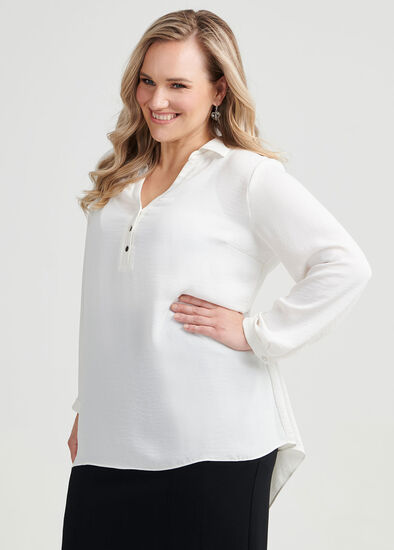 Mary Long Sleeve Blouse