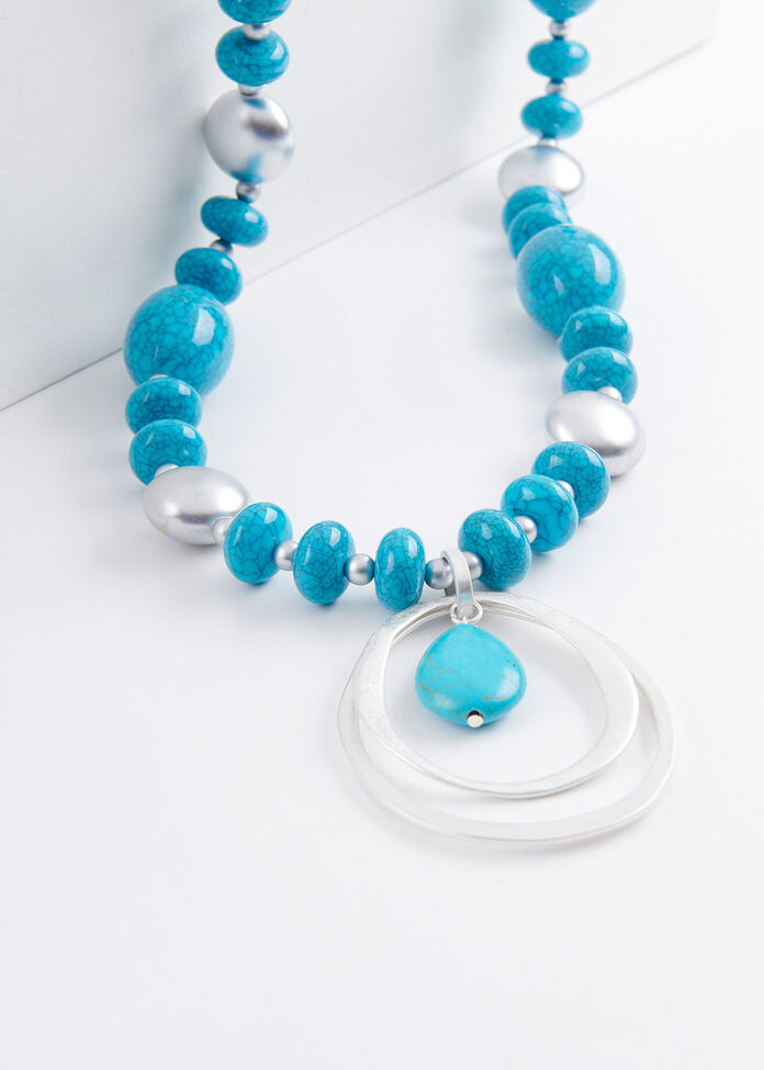 Blue Bayou Necklace, , hi-res