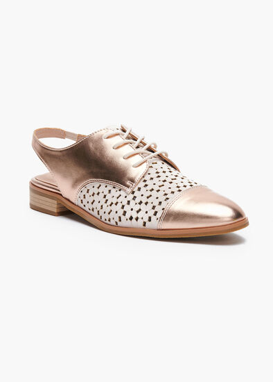 Bloomin Beautiful Brogue