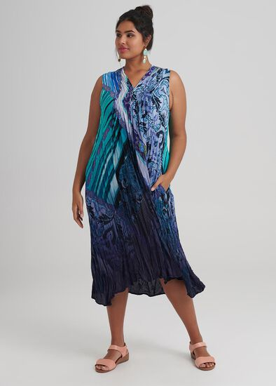 Coast Along Maxi Dress