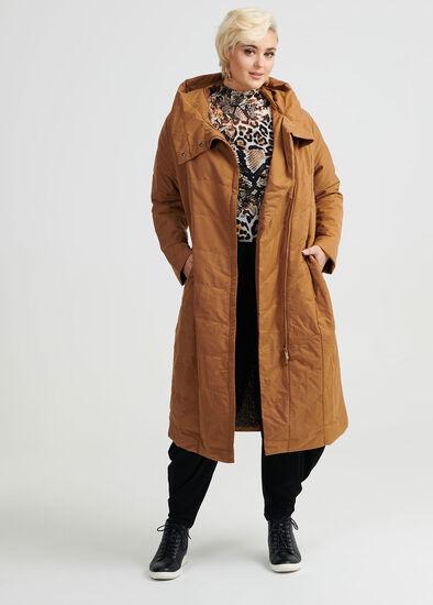 Obsession Puffer Coat