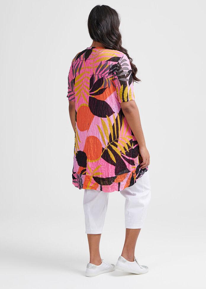 Palm Shade Tunic, , hi-res