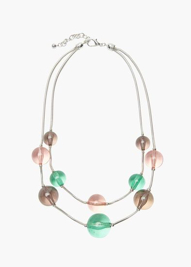 Paris Bubbles Necklace