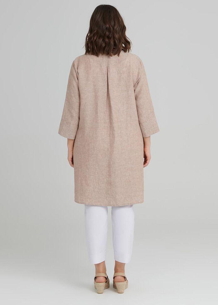 Hellenic Linen Shirt, , hi-res
