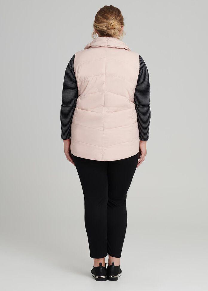 The Versatile Puffer Vest, , hi-res