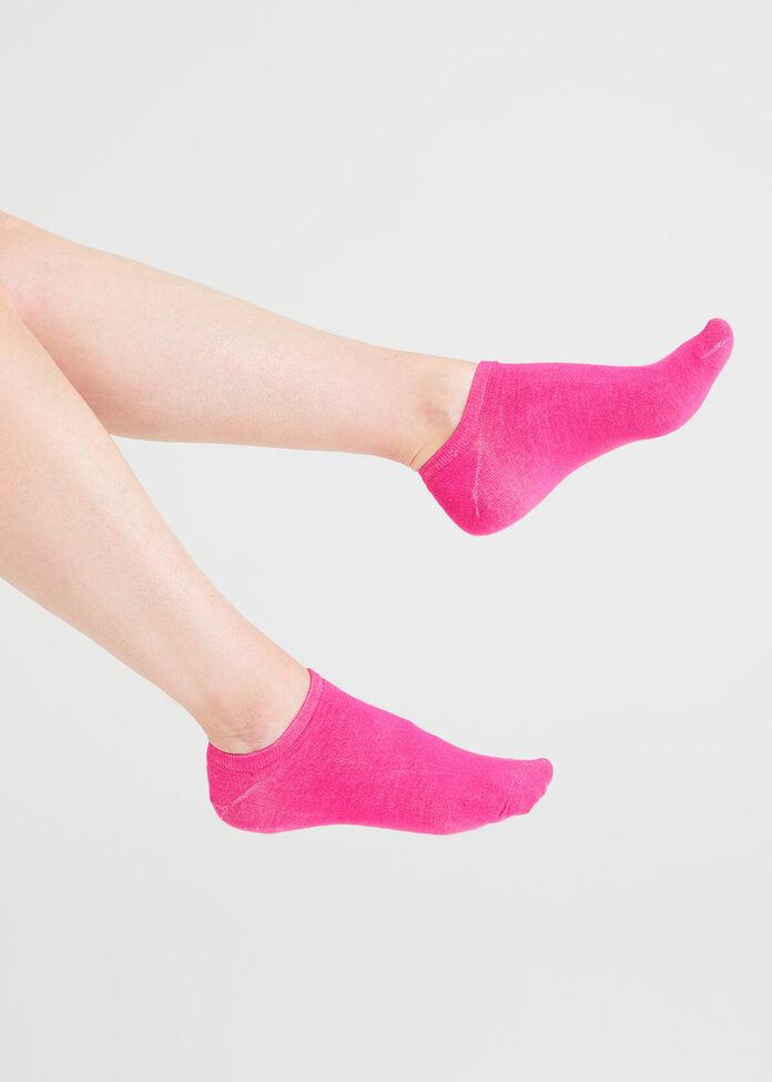 Set/3 Bamboo Jewel Socks, , hi-res